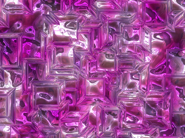 Shiny Glass Texture 2: Vividly coloured glassy texture will make a classy fill or background.