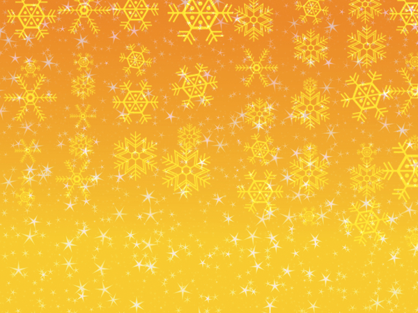 Stars Snowflakes Background 2: Sparkly stars and snowflakes on a coloured background. Great Christmas atmosphere.