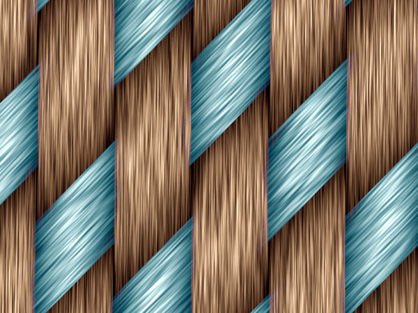 Weave 1: A woven background, fill or texture.