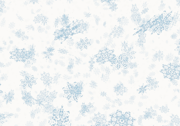 Snowflake Background 12: A grungy chaotic high resolution snowflake background, texture or fill. Blue on White. You may prefer:  http://www.rgbstock.com/photo/nJPvPfY/Snowflake+Background+2  or:  http://www.rgbstock.com/photo/nJPxFbc/Snowflake+Background+1