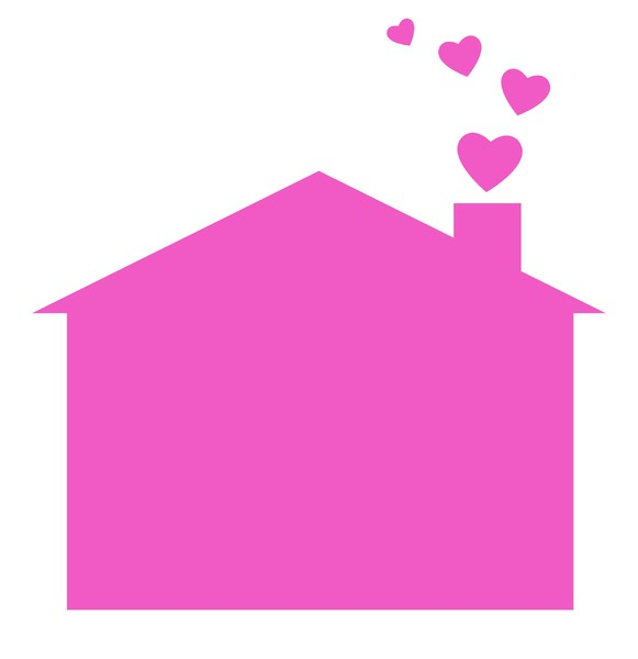 Happy Home 5: A pictogram of a house with love heart shaped smoke coming out of the chimney. You may prefer:  http://www.rgbstock.com/photo/dKTsxE/Home+is+Where+the+Heart+Is  or:  http://www.rgbstock.com/photo/2dyWqc5/House+1  or:  http://www.rgbstock.com/photo/dKTxor/