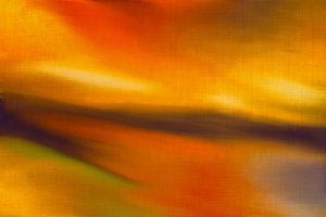Abstract painting:
