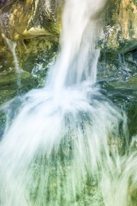 Water flow: water fall