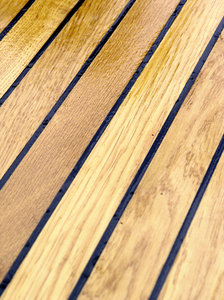 Wooden background: shiny wooden background