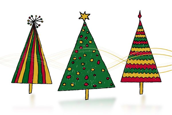 Christmas Tree Illustration.Free Stock Photos Rgbstock Free Stock Images Christmas